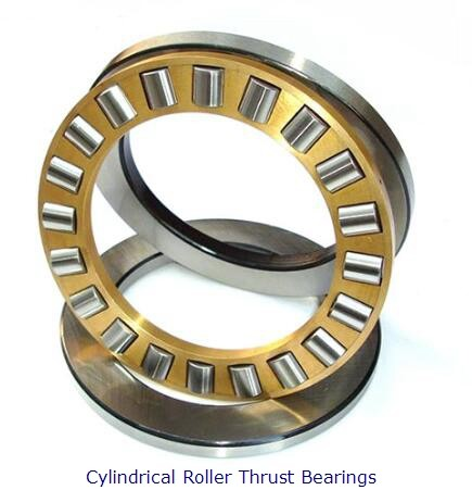 Rollway WCT39A Cylindrical Roller Thrust Bearings