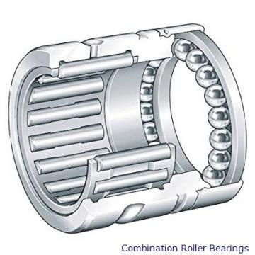 INA NKX20 Combination Roller Bearings
