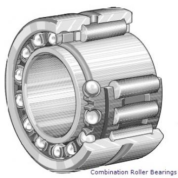 INA NX10 Combination Roller Bearings
