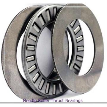 Koyo NTA-5266;PDL125 Needle Roller Thrust Bearings