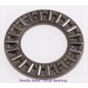 INA AXW12 Needle Roller Thrust Bearings