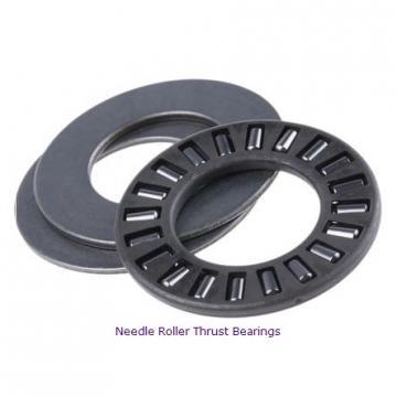 Boston 18876 STEEL WASHER Roller Thrust Bearing Washers