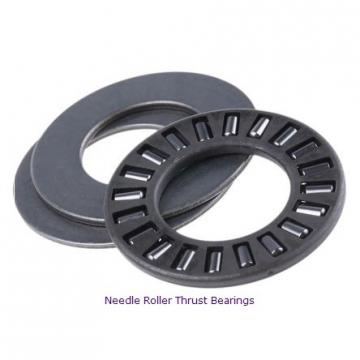 Koyo NTA-2435;PDL125 Needle Roller Thrust Bearings