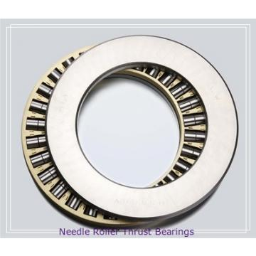 Koyo NTA-512;PDL125 Needle Roller Thrust Bearings