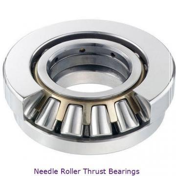 INA AXW15 Needle Roller Thrust Bearings