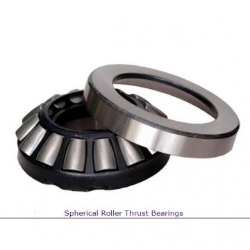 RBC TRTB911 Tapered Roller Thrust Bearings