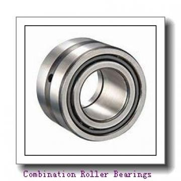 INA NKX15 Combination Roller Bearings