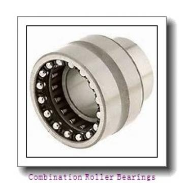 INA ZARF50115-L-TV Combination Roller Bearings