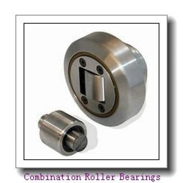 INA NX17 Combination Roller Bearings