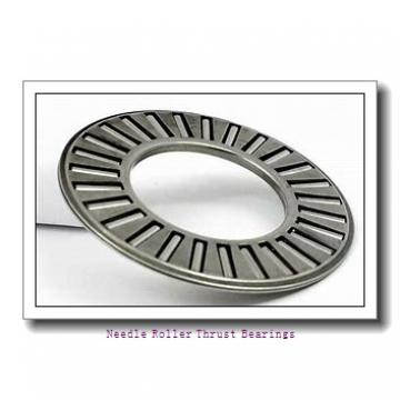 INA AXW45 Needle Roller Thrust Bearings