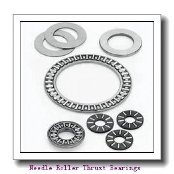 INA K81118-TV Needle Roller Thrust Bearings