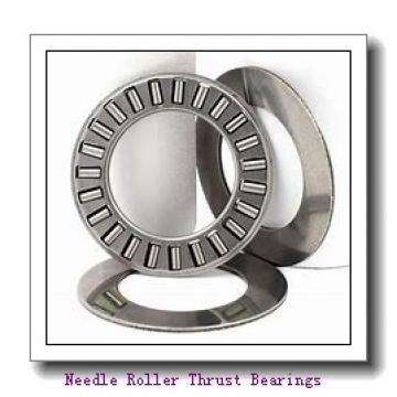 INA AXK100135 Needle Roller Thrust Bearings