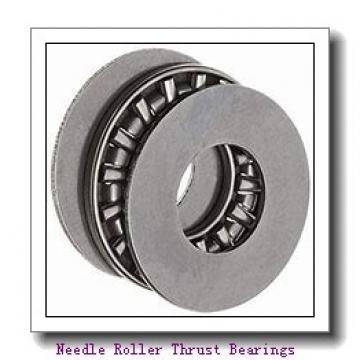 Koyo FNT-2542;PDL125 Needle Roller Thrust Bearings