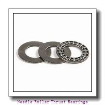 INA AXW15 Needle Roller Thrust Bearings