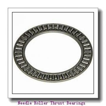 Koyo NTA-613;PDL125 Needle Roller Thrust Bearings