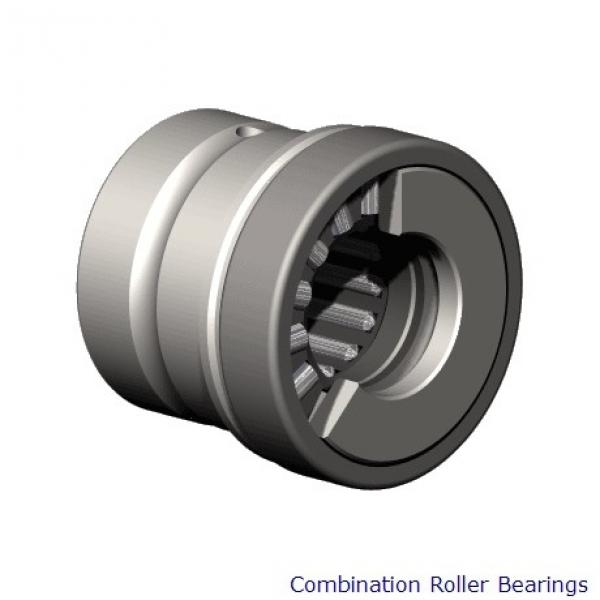 INA NX20-Z Combination Roller Bearings #2 image