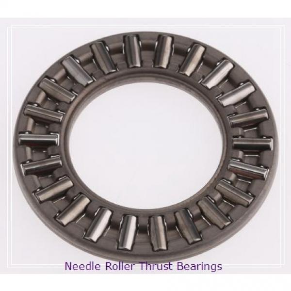Boston 18860 STEEL WASHER Roller Thrust Bearing Washers #2 image