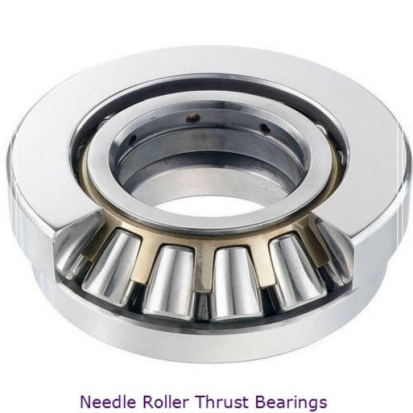 INA ZS4677 Roller Thrust Bearing Washers #2 image