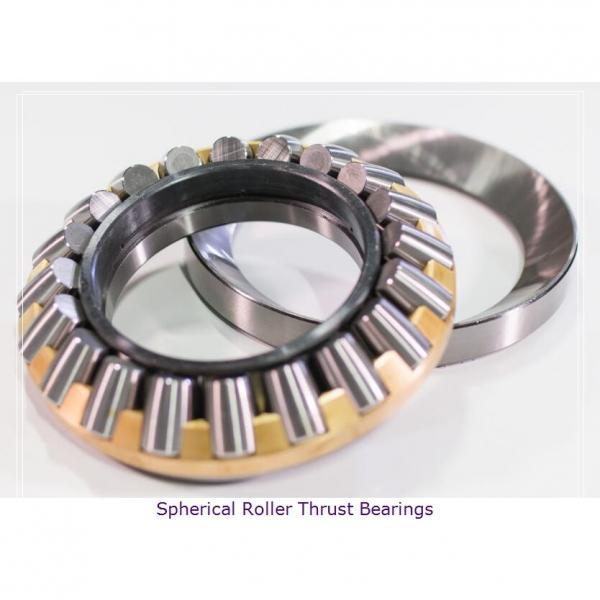NSK 29428 E Spherical Roller Thrust Bearings #2 image