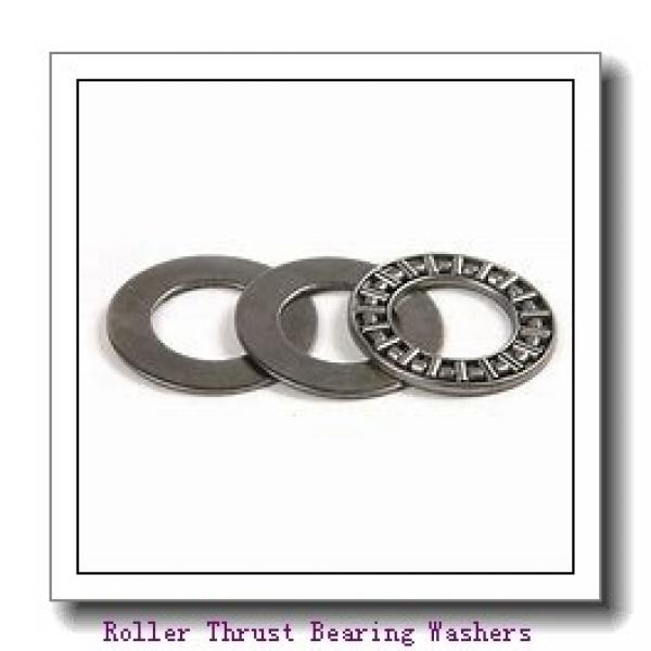INA ZS4677 Roller Thrust Bearing Washers #1 image