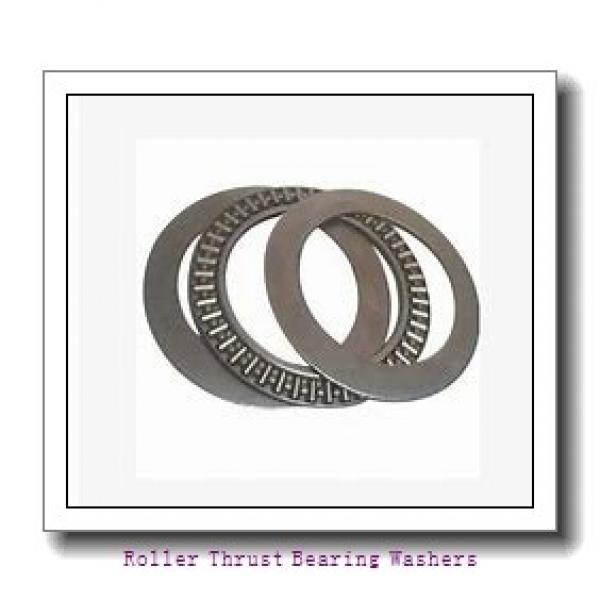 Boston 18860 STEEL WASHER Roller Thrust Bearing Washers #1 image